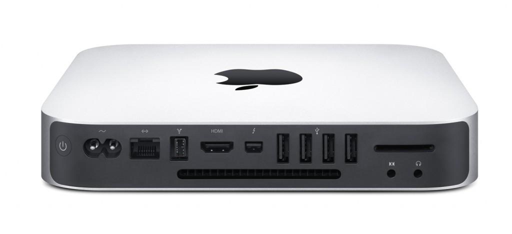 Mac mini, ainda com processador Core de terceira geração, agora custa a partir de 3.099 reais