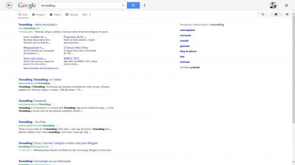 Pesquise no Google...