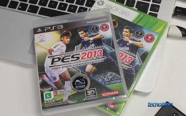 Concorra a um PES 2013 para Xbox 360 ou PlayStation 3!