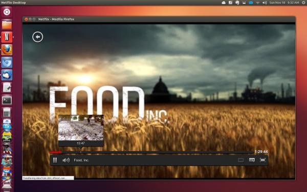 Netflix no Ubuntu graças a PPA não oficial