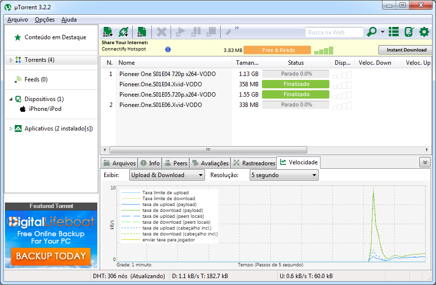 how to use utorrent on windows