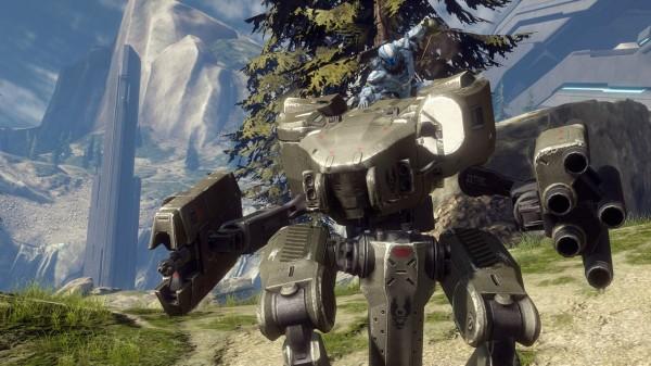 Metralhadoras e lança mísseis. Melhor estar preparado se encontrar um desses no multiplayer.
