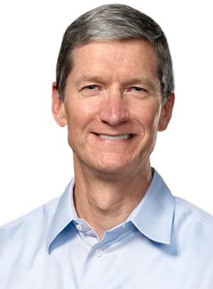 Tim Cook, CEO (imagem: divulgação / Apple)