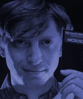 Gates, o mestre dos nerds, estará de volta – por pouco tempo
