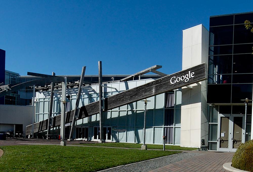 Sede do Google em Mountain View, na Califórnia (Foto: Wikipédia)