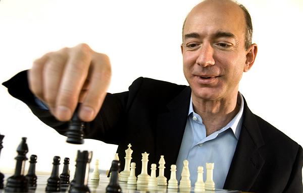 Jeff Bezos, o pai da Amazon
