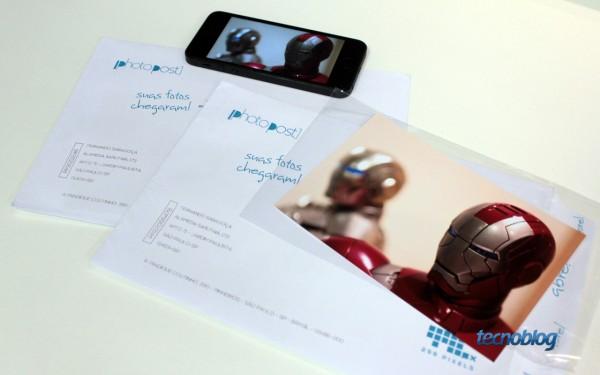 Do celular para o papel - Foto: Thássius Veloso / Tecnoblog