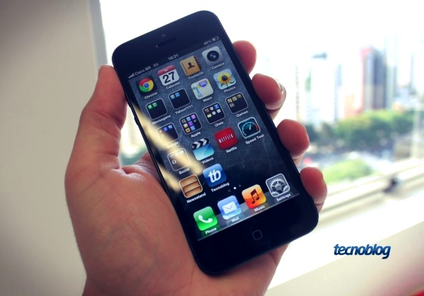 iPhone 5: OLD