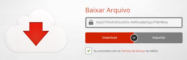 mega-download-chave
