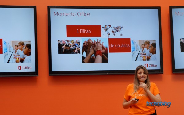 Microsoft lança Office 365 e Office 2013 no Brasil: já são mais de 1 bilhão de usuários