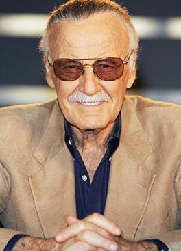 Stan Lee quase veio