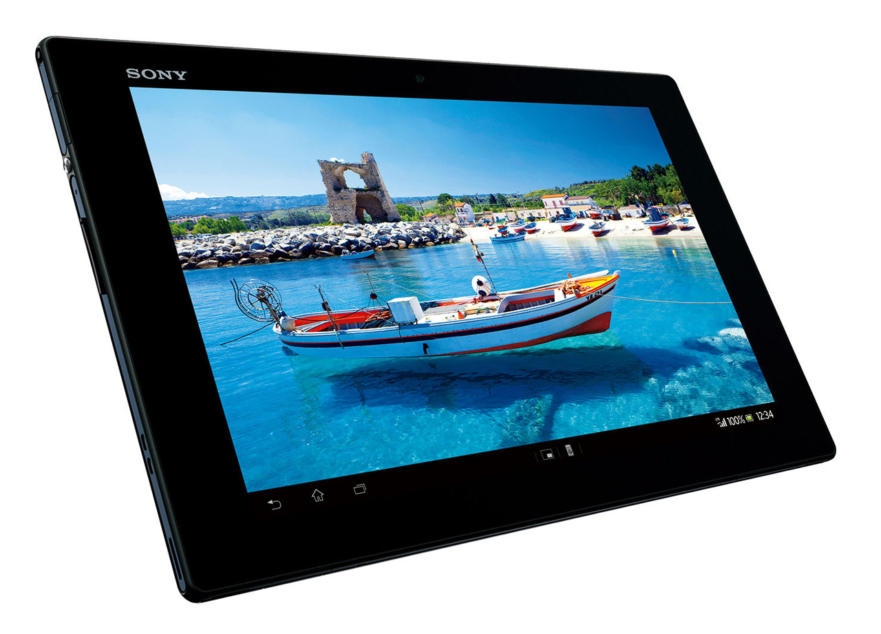Sony anuncia xperia tablet z com android 4 1