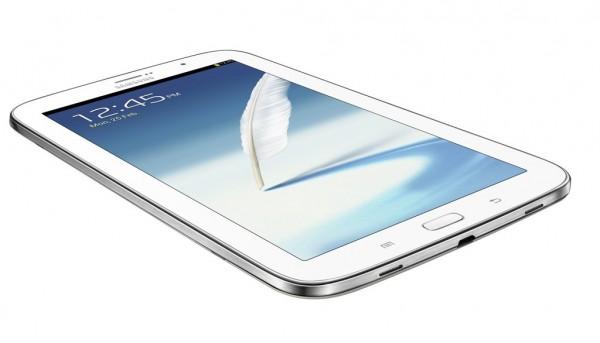 Galaxy Note 8: gigante.