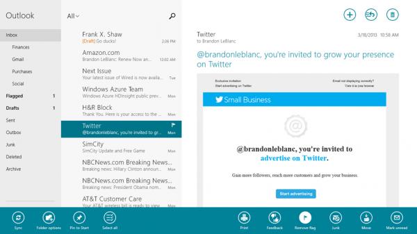 Denúncia: Brandon LeBlanc, da Microsoft, tem uma pasta chamada Gmail