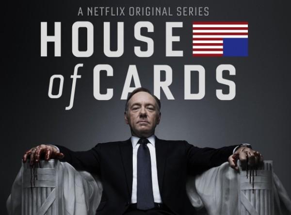 Em pouco tempo, House of Cards se tornou a série mais assistida do Netflix