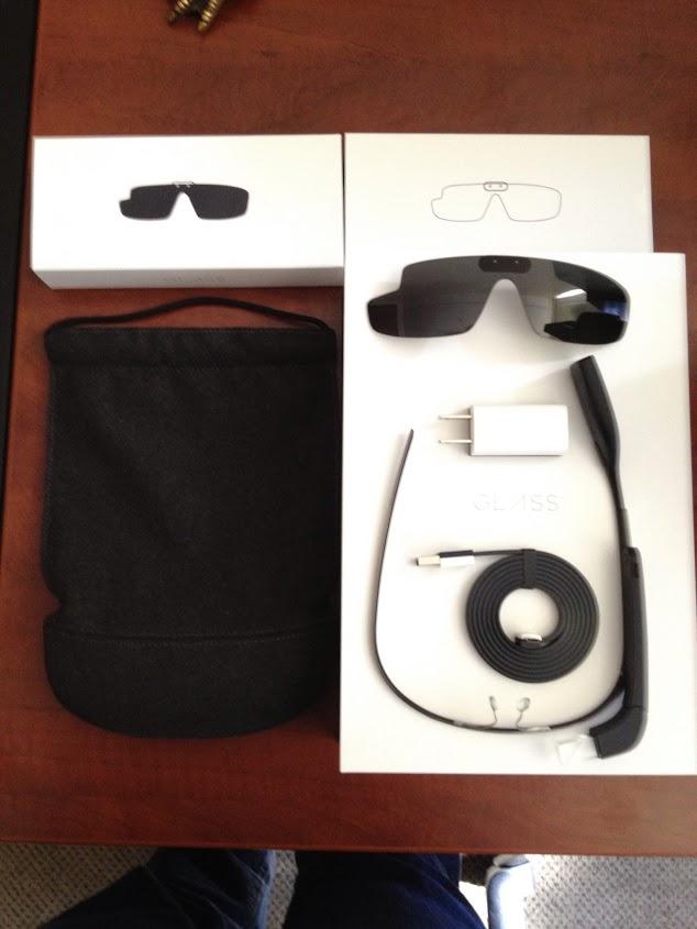 Veja o unboxing do Google Glass e como ele funciona na prática - Tecnoblog
