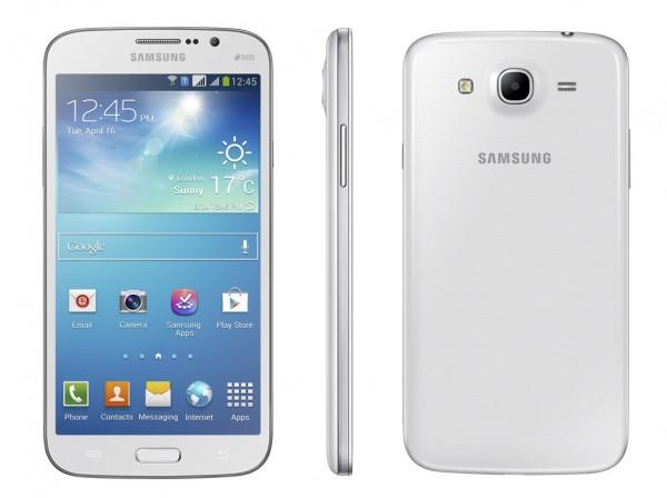 Galaxy Mega 5.3: mais que um smartphone, menos que um tablet.