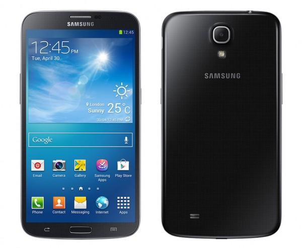 Galaxy Mega com 6,3 polegadas: design parecido com Nexus 4.
