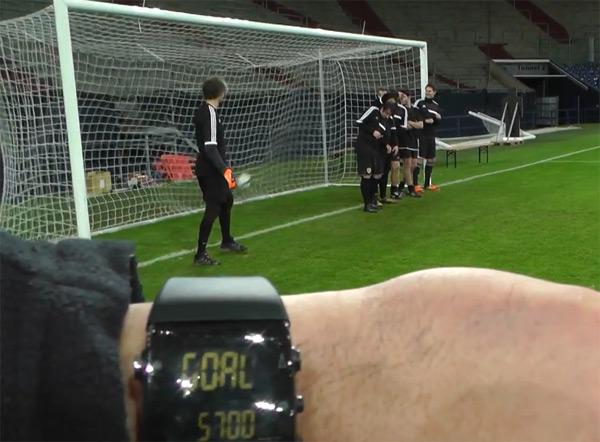 GoalControl-4D: câmeras de olho na bola, o tempo todo.