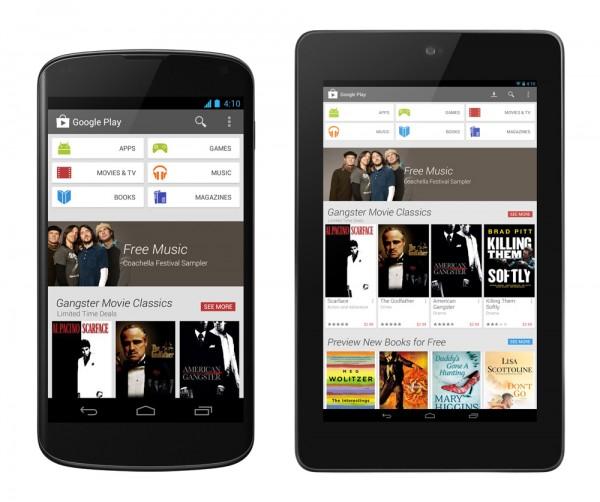 google-play-novo-app