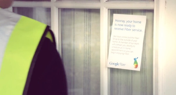 Opa, Google Fiber chegou!