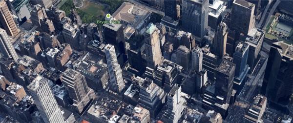 Visualização em 3D do Google Earth está disponível no novo Google Maps e pode ser usada sem plugins