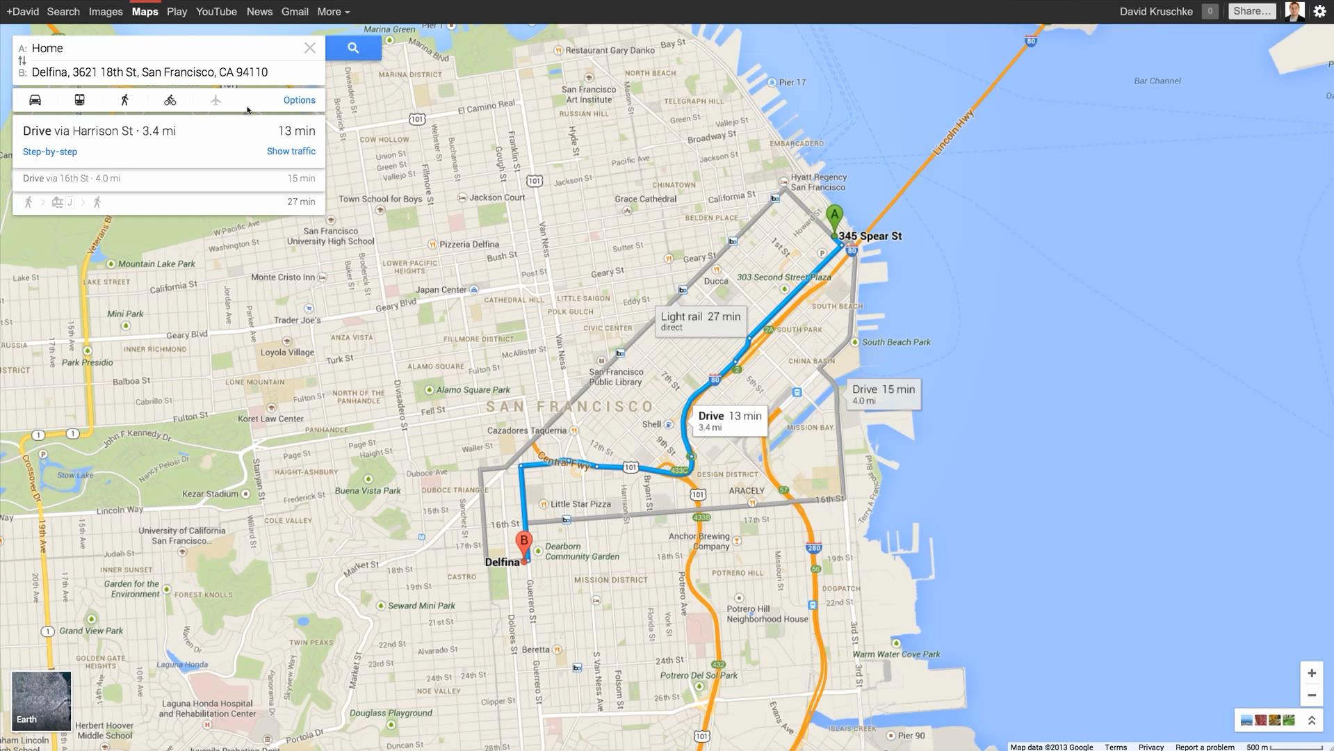 Novo google maps tem interface renovada e faz recomendaes de novo google maps tem interface renovada e faz recomendaes de estabelecimentos tecnoblog reheart Images