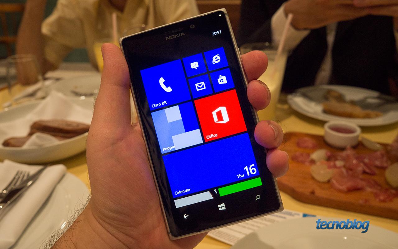 Brincamos Com O Nokia Lumia 925 Tecnoblog