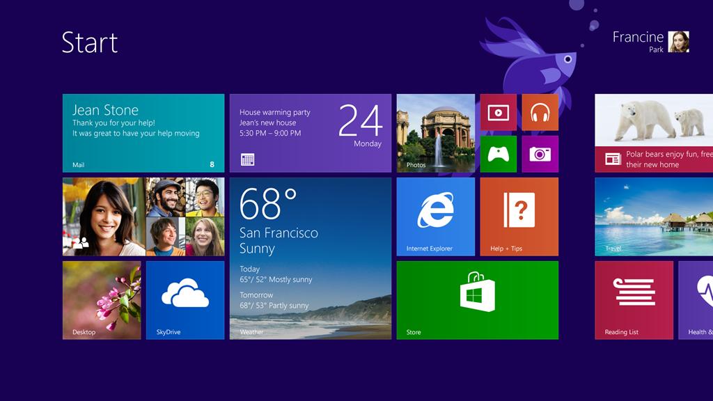 As novidades do Windows 8.1 reveladas pela Microsoft – Tecnoblog