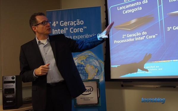Fernando Martins, presidente da Intel Brasil