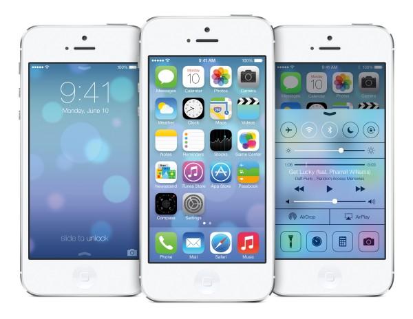 Esta é a interface do iOS 7 - Tecnoblog