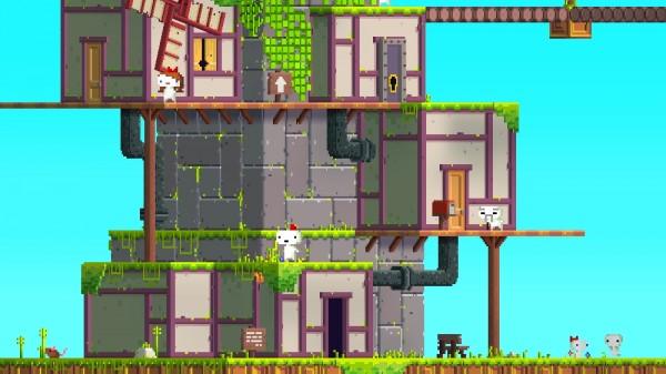 Fez: mistura indie de puzzle e plataforma que surgiu no Xbox 360