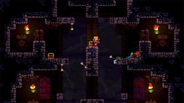 Towerfall, o maior sucesso do OUYA