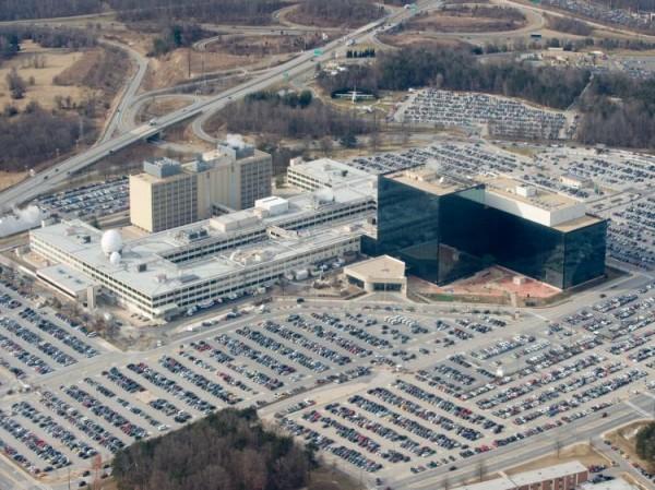QG da NSA em Fort Meade
