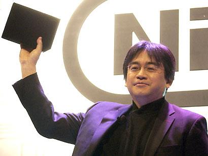 Satoru Iwata (Fonte: Wikimedia)
