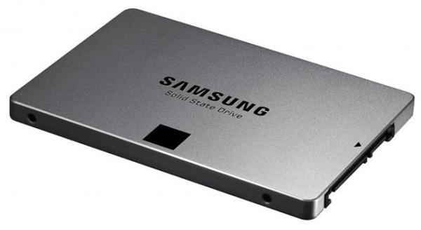 Samsuns SSD 840 EVO