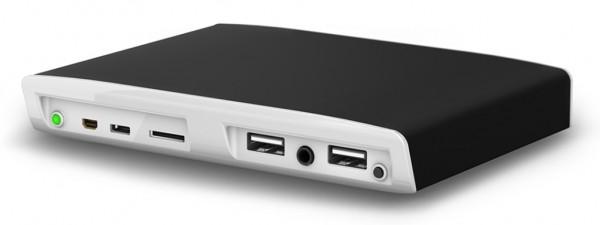 Utilite - não parece um roteador Wi-Fi?