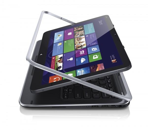 Dell XPS 12 | Um aparelho transformista: ora notebook, ora tablet