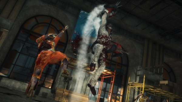 dead rising 3 dragon punch