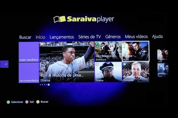 Saraiva Player 1