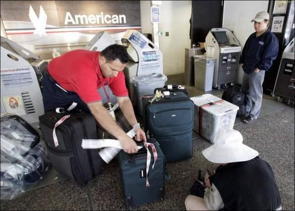 aeroporto malas