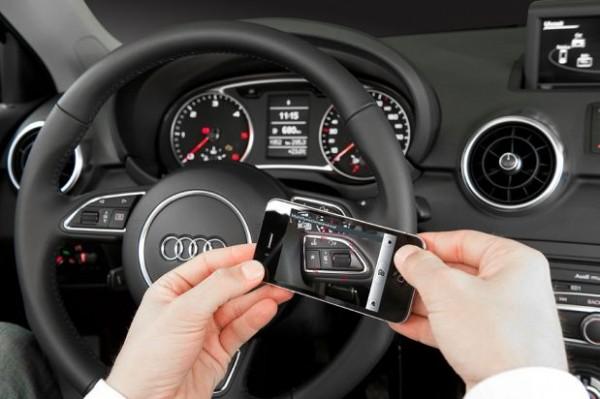 Realidade aumentada no Audi A3