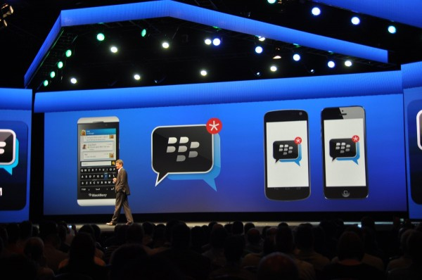 Por enquanto, Nexus e iPhone continuarão sem BBM