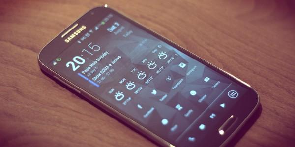 Troquei meu iPhone por um Android