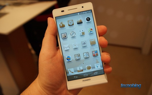 Huawei Ascend P6...