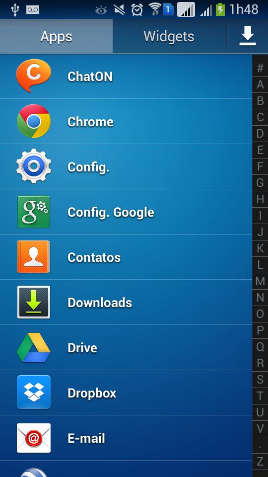 Como fazer: Samsung Galaxy S4 Ativo: uma Captura de tela