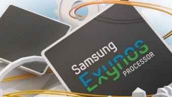Samsung diz que chip Exynos de 64 bits já está em fase final de desenvolvimento