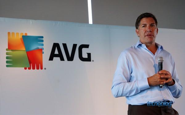 Gary Kovacs, CEO da AVG