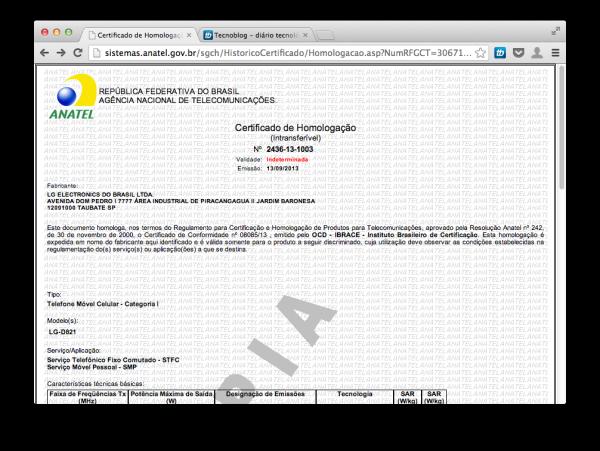 homologacao-certificado-lg-d821
