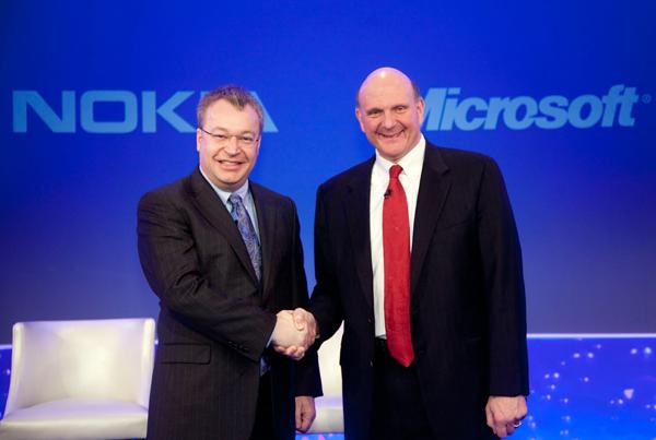 Quando a compra foi anunciada, Steve Ballmer ainda estava no comando da Microsoft